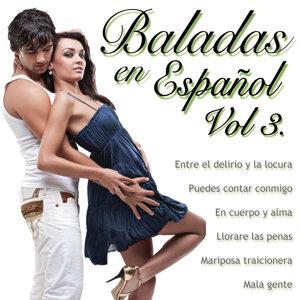 Baladas En Español Vol.3