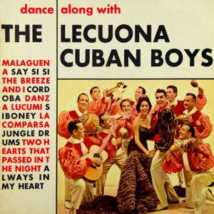 Dance Along With The Lecuona Cuban Boys