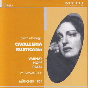 Pietro Mascagni: Cavalleria Rusticana