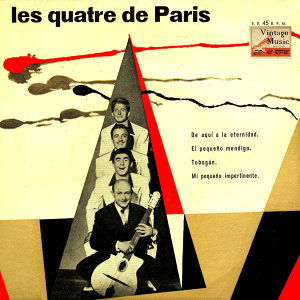 "Vintage French Song Nº 70 - EPs Collectors, ""Le P'tit Mendiat"""