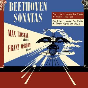 Ludwig Van Beethoven Violin Sonatas