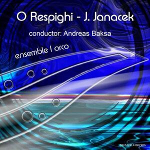 Ottorino Respighi and Leos Janacek
