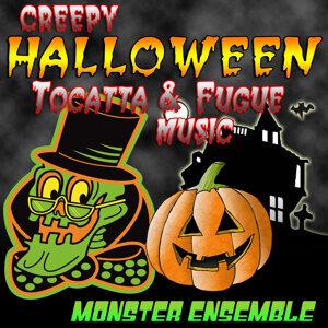 Creepy Halloween Toccata & Fugue Music
