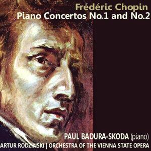 Chopin: Piano Concertos No. 1 and No. 2