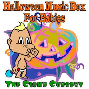 Halloween Music Box For Babies