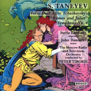 Music of Sergei Taneyev