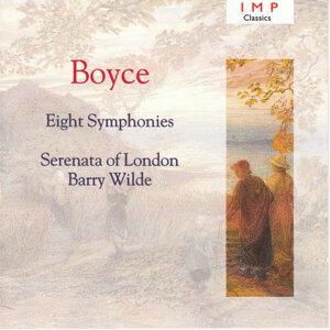 Boyce Eight Symphonies