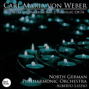 Von Weber : Clarinet Concerto No. 2 in E flat, Op.74