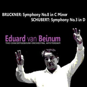 Bruckner: Symphony No. 8 - Schubert: Symphony No. 3