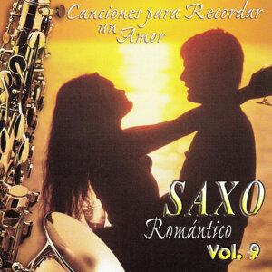 Saxo Romántico Volume 9