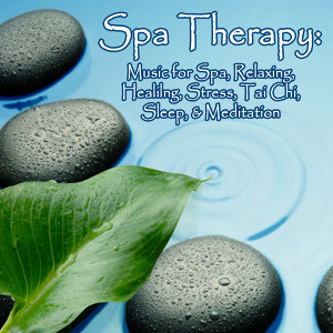 SPA THERAPY- Music for Spa, Relaxing, Healing, Stress, Tai Chi, Sleep, and Meditation