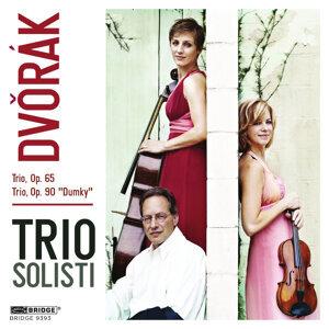 Trio Solisti: Dvořák Recording