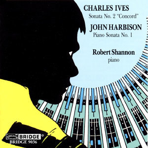 Piano Sonatas of Ives and Harbison
