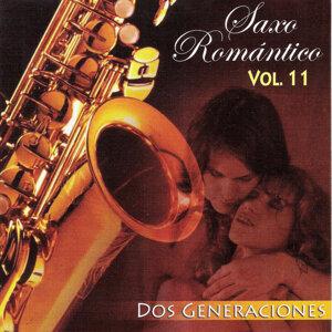 Saxo Romántico Volume 11