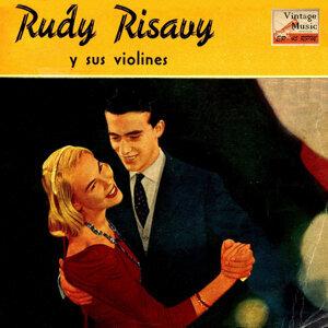 """Vintage Dance Orchestras Nº 85 - EPs Collectors, """"Rudy Risavy Y Sus Violines"""""""