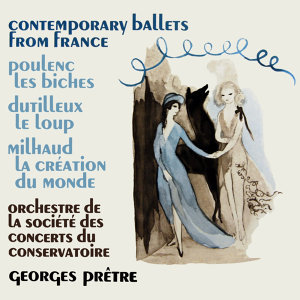 Contemporary Ballets From France
