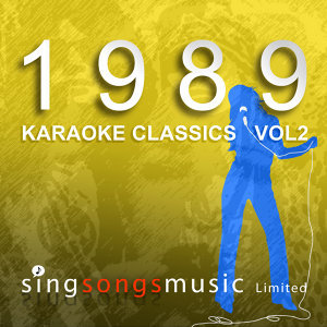 1989 Karaoke Classics Volume 2