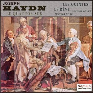 """Haydn: Quatuor """"Le Rêve"""" - Quatuor """"Les Quintes"""""""