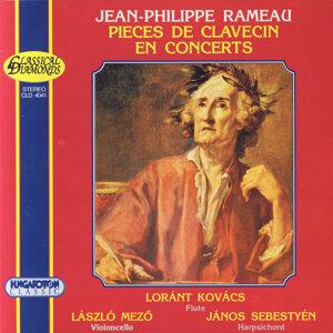 Rameau: Pièces de Clavecin en Concerts (Five Suites orig. for Violin, Viola da gamba & Harpsichord)