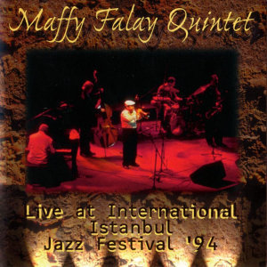 Live at Istanbul Jazz Festival '94