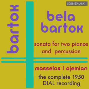 Béla Bartók: Sonata for Two Pianos and Percussion