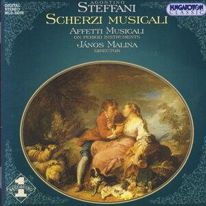 Agostino Steffani, Scherzi Musicali, Six Cantatas