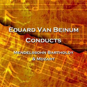 Conducts Mendelssohn Bartholdy & Mozart
