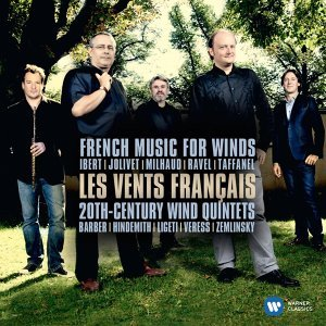 Les Vents Français - Music for Wind Ensemble