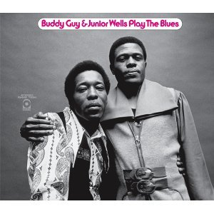 Buddy Guy & Junior Wells Play The Blues - Expanded