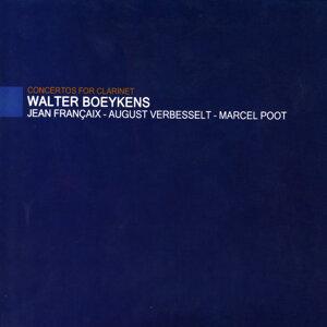 Françaix, Verbesselt & Poot: Concertos for Clarinet