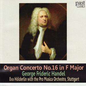 Handel: Organ Concerto No. 16 in F Major