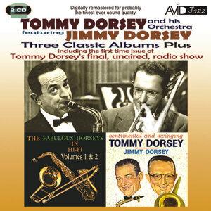 Three Classic Albums Plus (The Fabulous Dorseys in Hi-Fi Vol 1 & Vol 2 / Sentimental And Swinging) (Digitally Remastered)