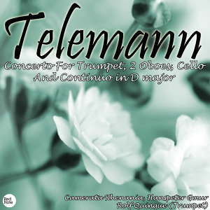 Telemann: Concerto For Trumpet, 2 Oboes, Cello And Continuo in D major
