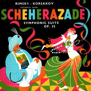 Excerpts From Scheherazade Symphonic Suite Op 35
