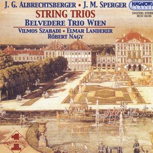 J. G. Albrechtsberger, J. M. Sperger: String Trios
