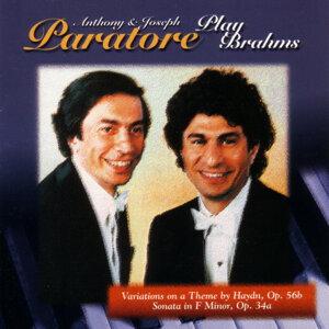 Anthony & Joseph Paratore Play Brahms