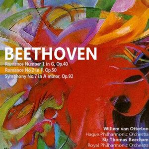 Beethoven: Romance No. 1 in G, Romance No. 2, Symphony No. 7