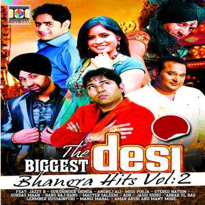 The Biggest Desi Bhangra Hits Vol:2