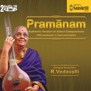 Pramanam - R.Vedavalli
