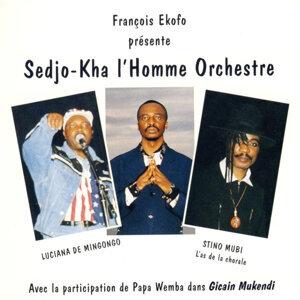 François Ekofo Présente Sedjo-Kha I'Homme Orchestre