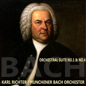 Bach: Orchestral Suite No. 1 & No. 4