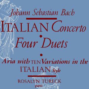 Italian Concerto Four Duets