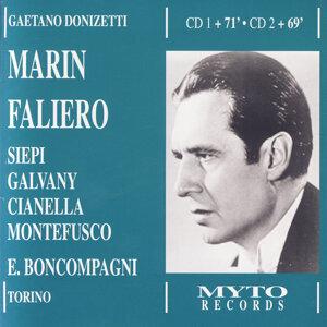 Gaetano Donizetti: Marin Faliero