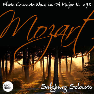 Mozart: Flute Concerto No.4 in A Major K. 298