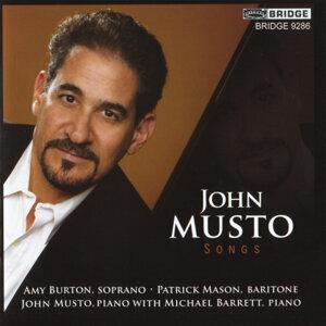 John Musto: Songs