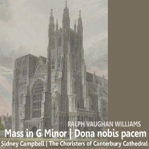 Williams: Mass in G Minor, Dona nobis pacem
