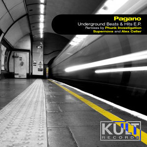 "KULT Records Presents ""Underground Beats & Hits E.P."""