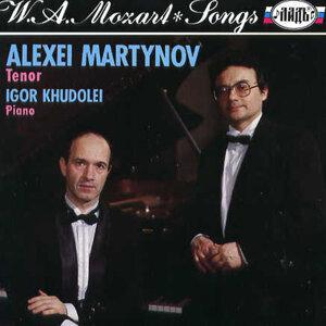 Wolfgang Amadeus Mozart: Songs