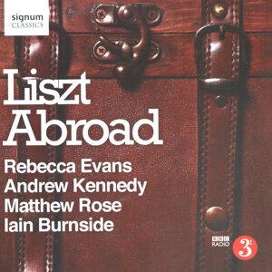 Liszt Abroad