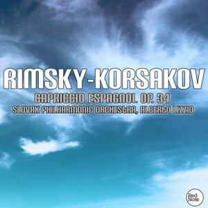 Rimsky-Korsakov: Capriccio Espagnol Op. 34